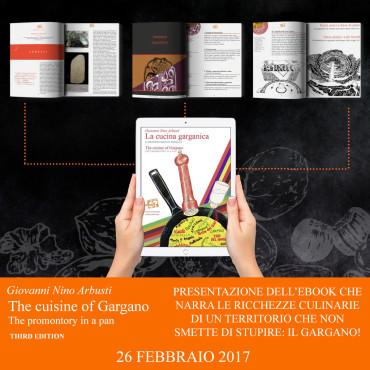 Presentazione Ebook e Cena: La Cucina garganica!