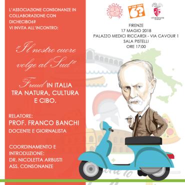 Il nostro cuore volge al Sud – Freud in Italia